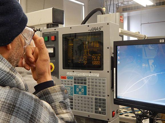 Manufacturing Training at WPI