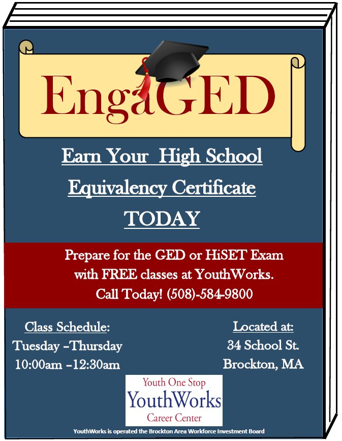 Engaged Flyer
